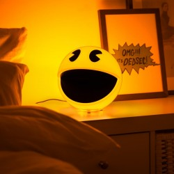 Lampe Pacman sonore
