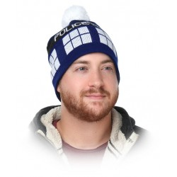 Bonnet Tardis Doctor Who