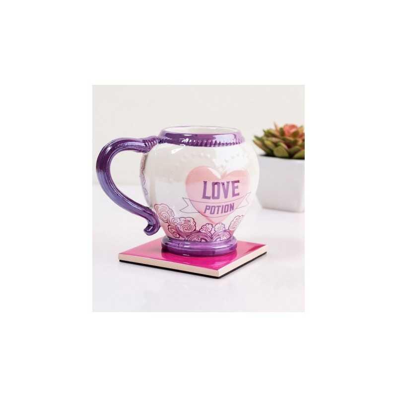 Mug Potion d'Amour Harry Potter