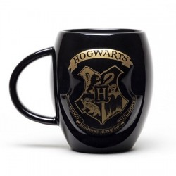 Mug Harry Potter Hogwarts Noir