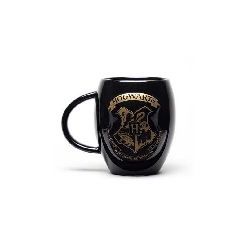 Mug Harry Potter Hogwarts Noir