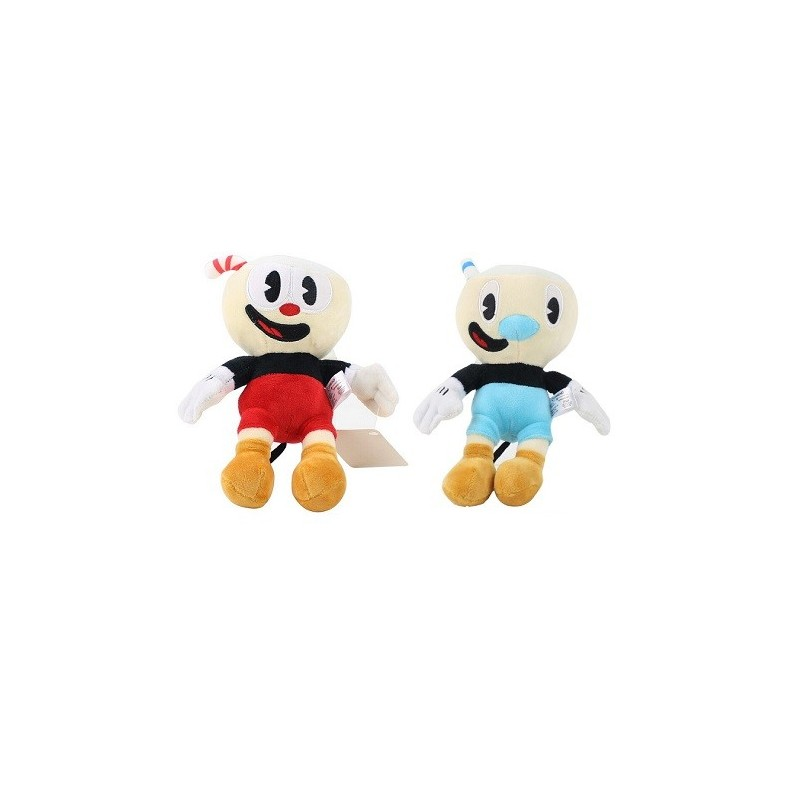 Peluches Cuphead