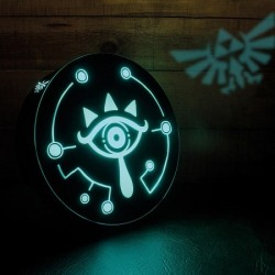 Lampe projection Zelda Breath Of the Wild