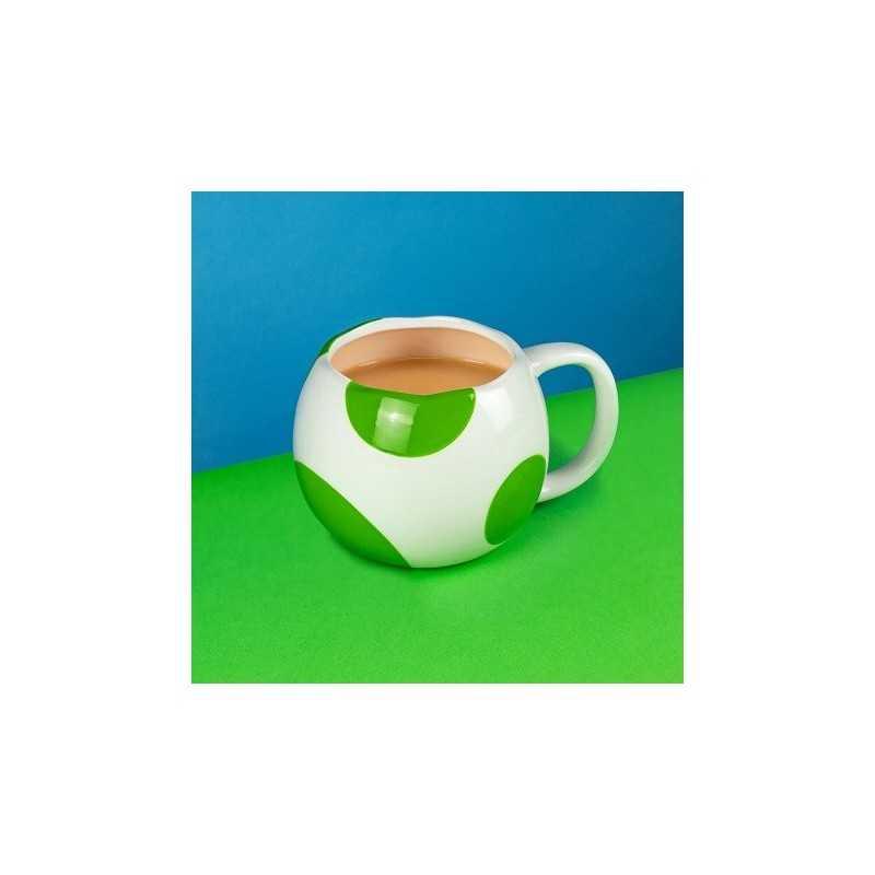 Mug Oeuf Yoshi 3D