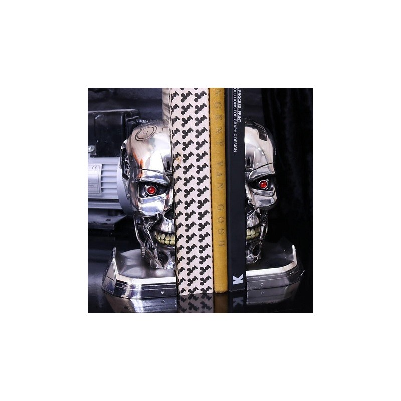 Serre-livres Terminator
