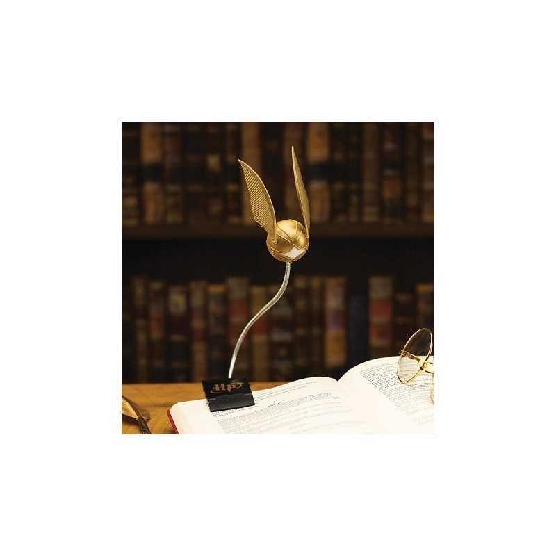 Lampe de Bureau Golden Snitch Harry Potter