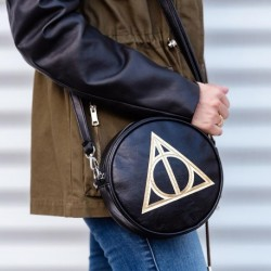 Sac Rond Harry Potter Les Reliques De La Mort