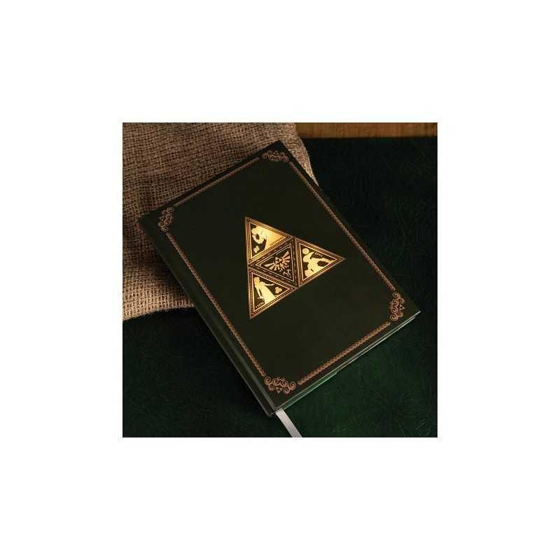 Agenda Zelda Triforce Lumineux