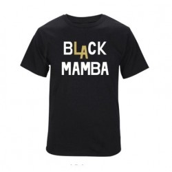 T-shirt Black Mamba
