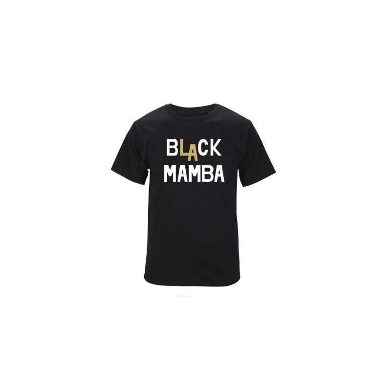 T-shirt Black Mamba
