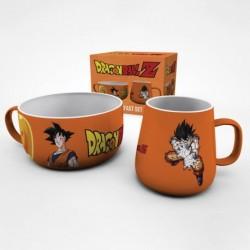 Mug Petit Déjeuner Dragon Ball Z