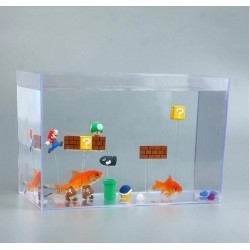 Aquarium Super Mario