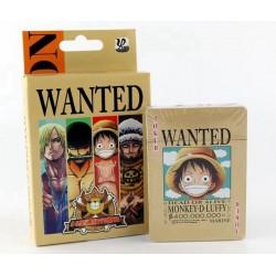 Jeux de 54 Cartes One Piece