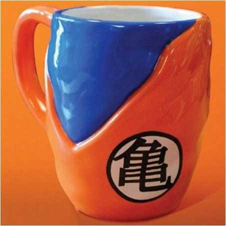 Mug 3D Dragon Ball Z Kame Sign