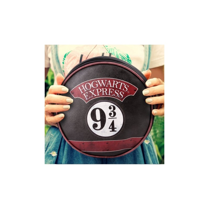 Sac à main Rond Harry Potter voie Express 9 3/4