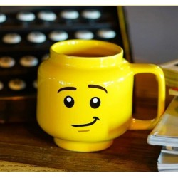 Mug Tête Lego