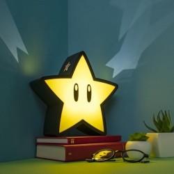 Lampe Etoile Mario