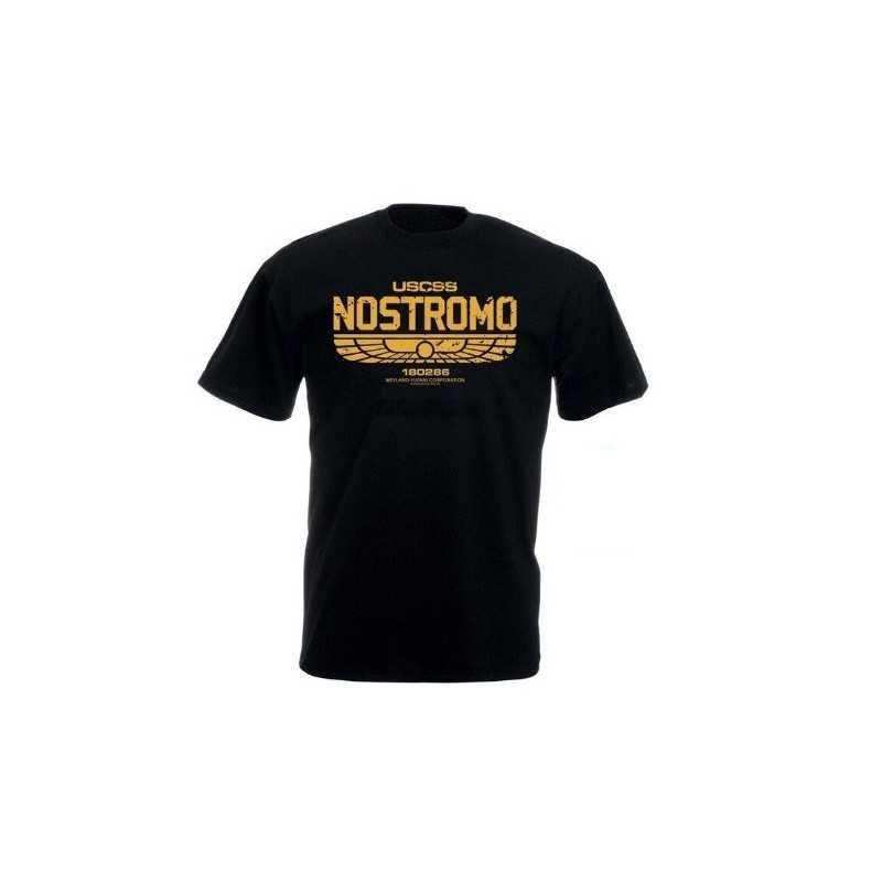 T-shirt Nostromo Alien