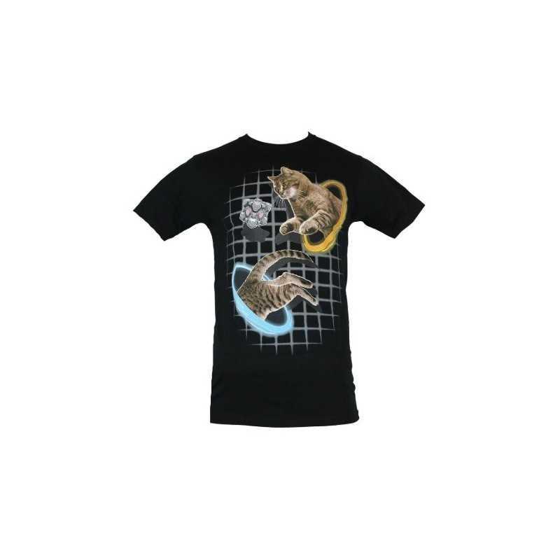 T-shirt Portal Cat