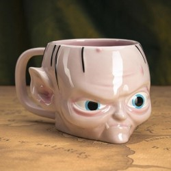 Mug Gollum 3D Lord Of The Rings