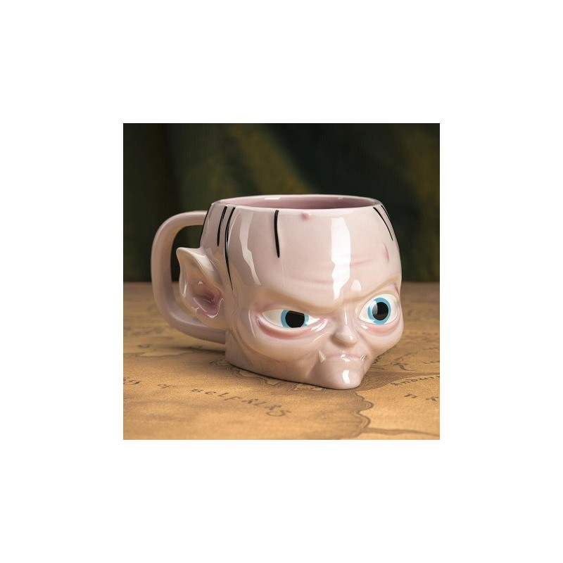 Mug Gollum 3D Lord Of The Rings