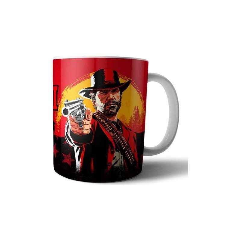 Mug Red Dead Redemption 2