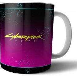 Mug Cyberpunk 2077