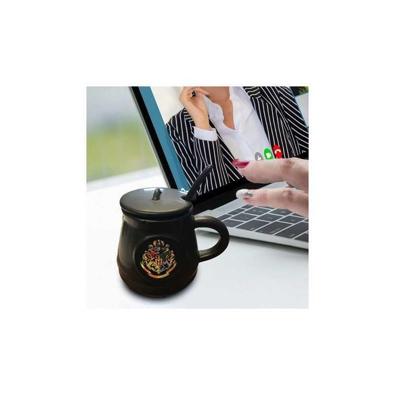 Mug chaudron Harry Potter Couvercle Cuillère