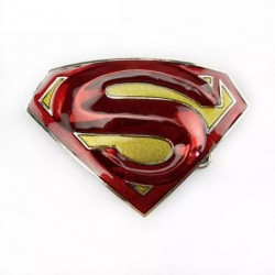 Boucle de ceinture Superman