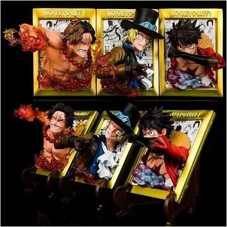 Tableau 3D One Piece