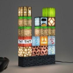Lampe Cube Minecraft