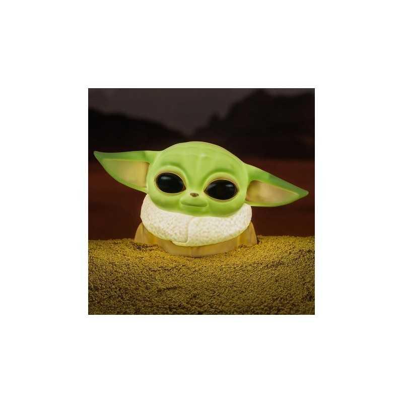 Lampe Veilleuse Baby Yoda