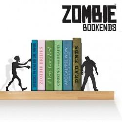 Serre-livres deux zombies