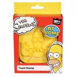 Tampon Toast Simpsons