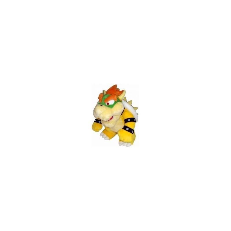 Peluche Bowser Super Mario Wii version