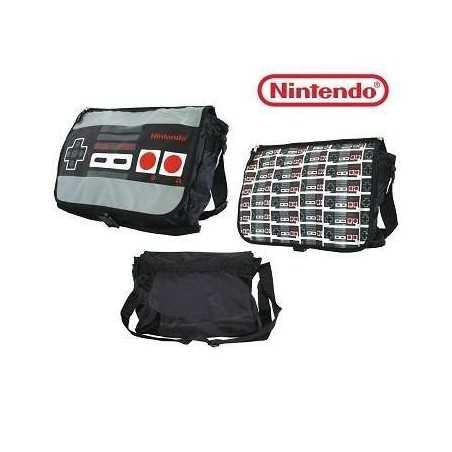 Sac Nintendo design manette NES