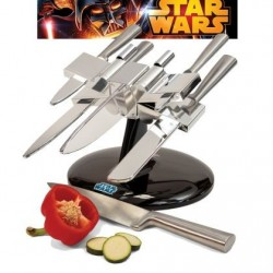 Porte couteaux Star Wars X-wing