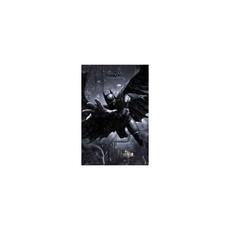Poster Batman swing