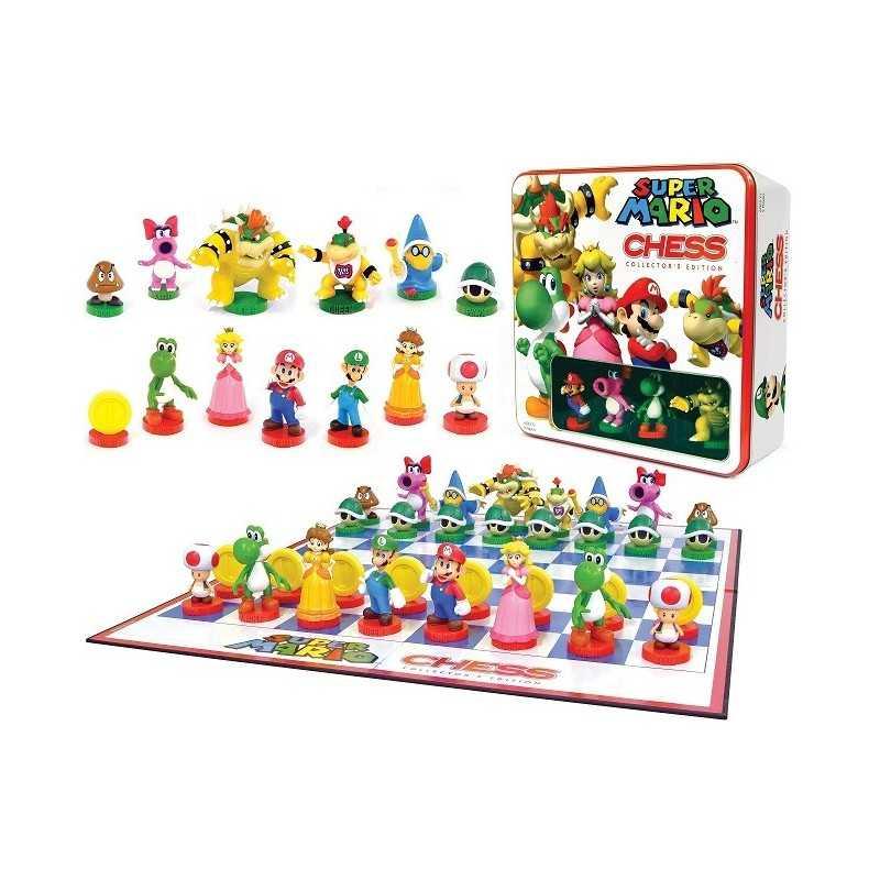 Jeu d'echec Mario chess