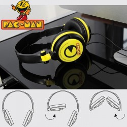 Casque audio Pac-man