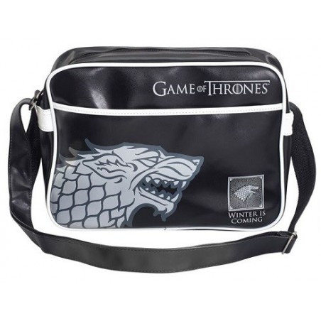 Sacoche a bandouliere game of Thrones Stark