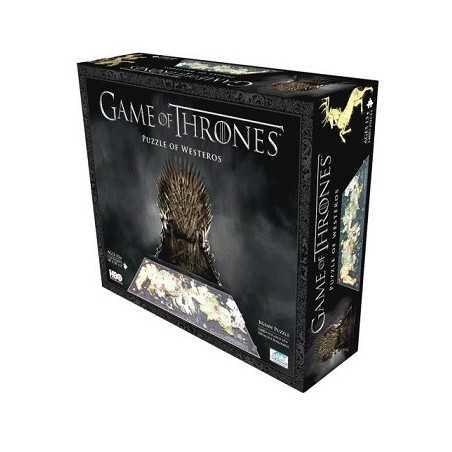 Puzzle 4D Game Of Thrones Westeros