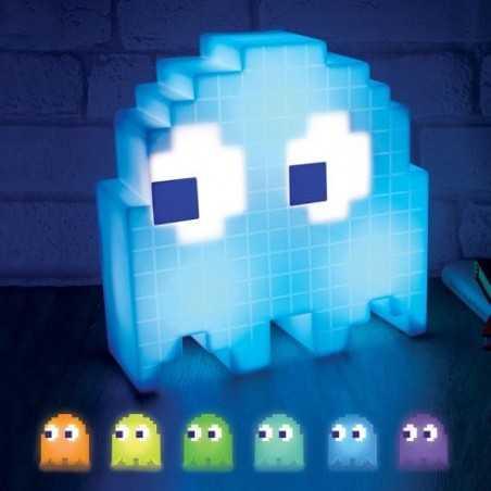 Lampe USB Fantome Pacman