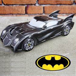 Puzzle 3D Batmobile