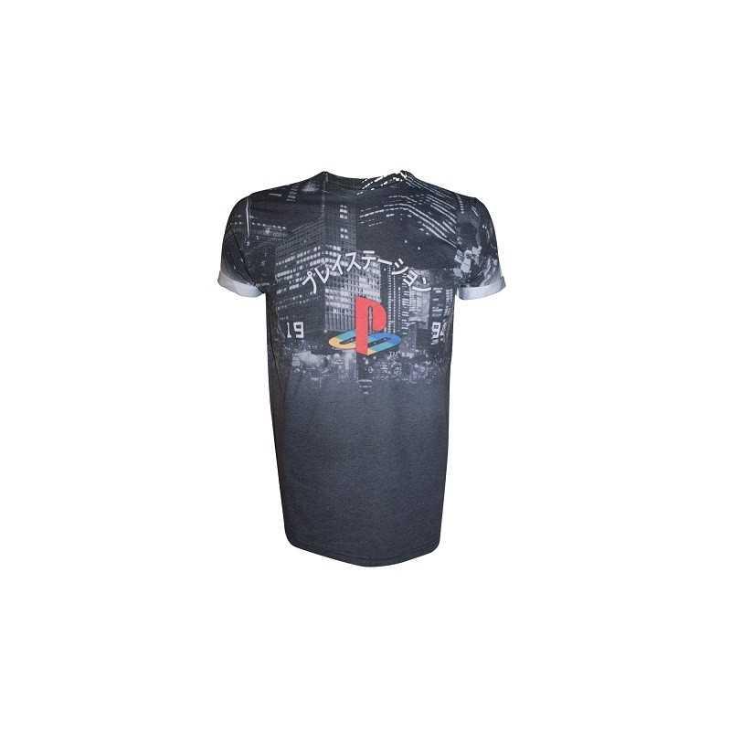 T-Shirt Playstation sublimination
