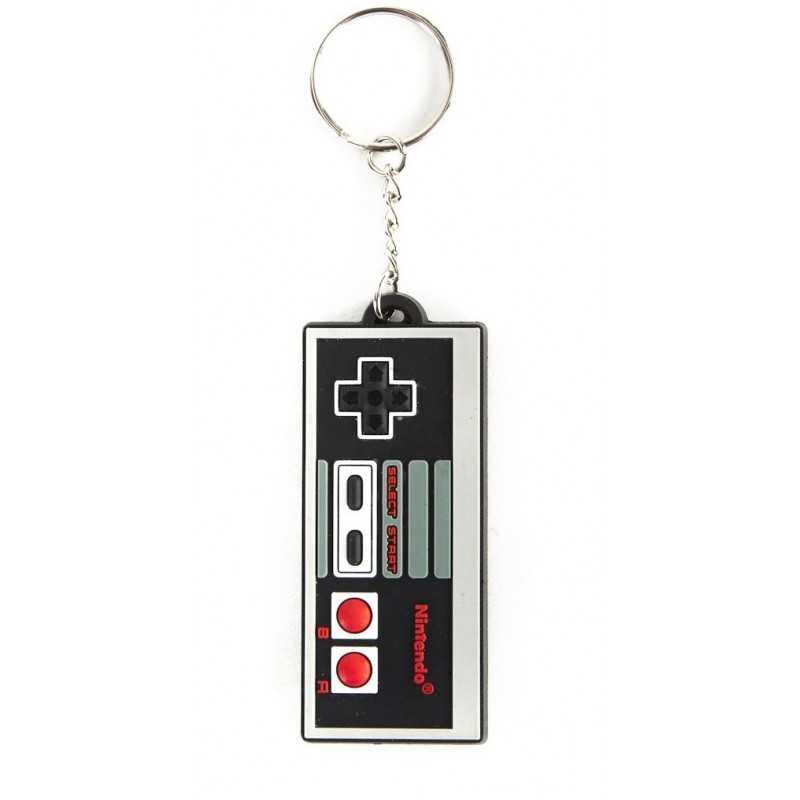 Porte clés Nintendo Controller Rubber Key Chain