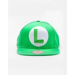 Casquette Luigi Logo L