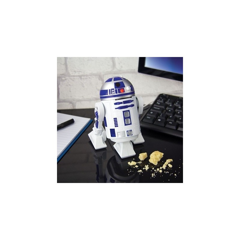Aspirateur R2D2 USB Star Wars