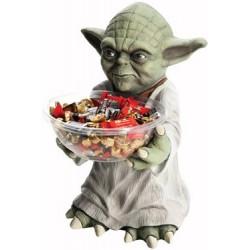 Star Wars porte-bonbons Yoda 50 cm