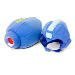 Rockman Helmet & Blaster